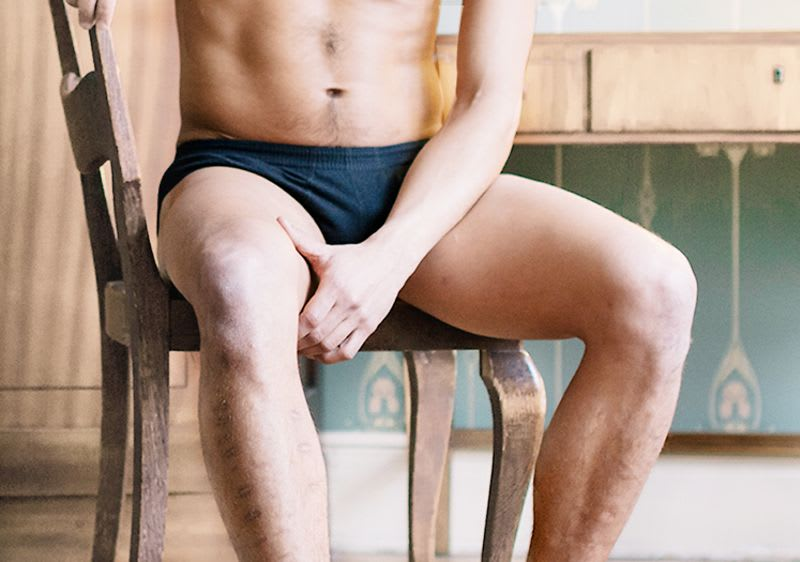 Intim rasierer männer Intimrasur beim