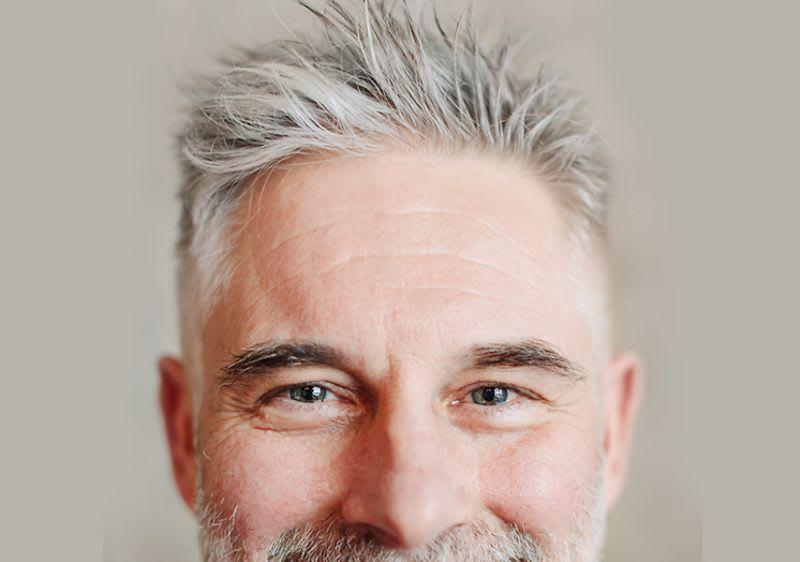 Haare färben mann Haare färben