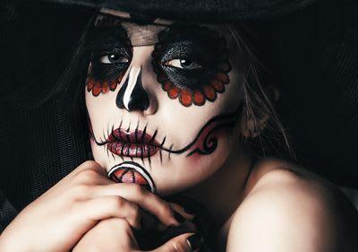 Halloween Schminke Dm.Halloween Mit Dm