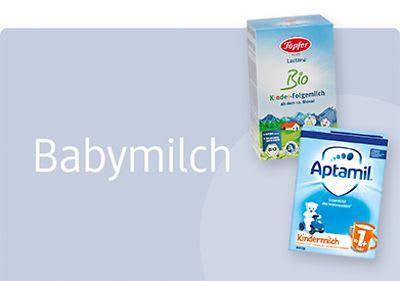 Dm Babymilch