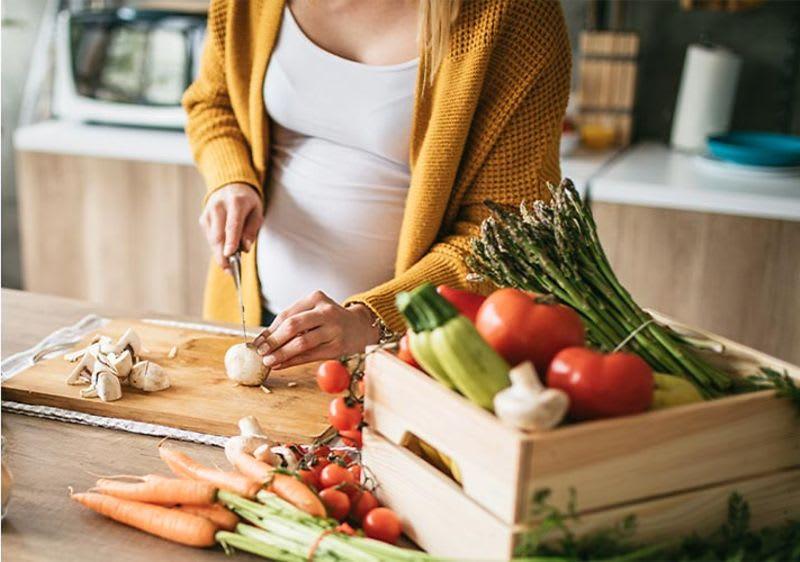 In ich schwangerschaft was der darf essen nicht Essen in