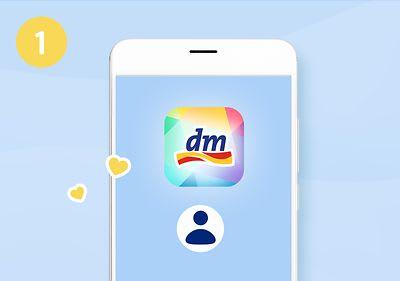 Mein dm-App Gewinnspiel