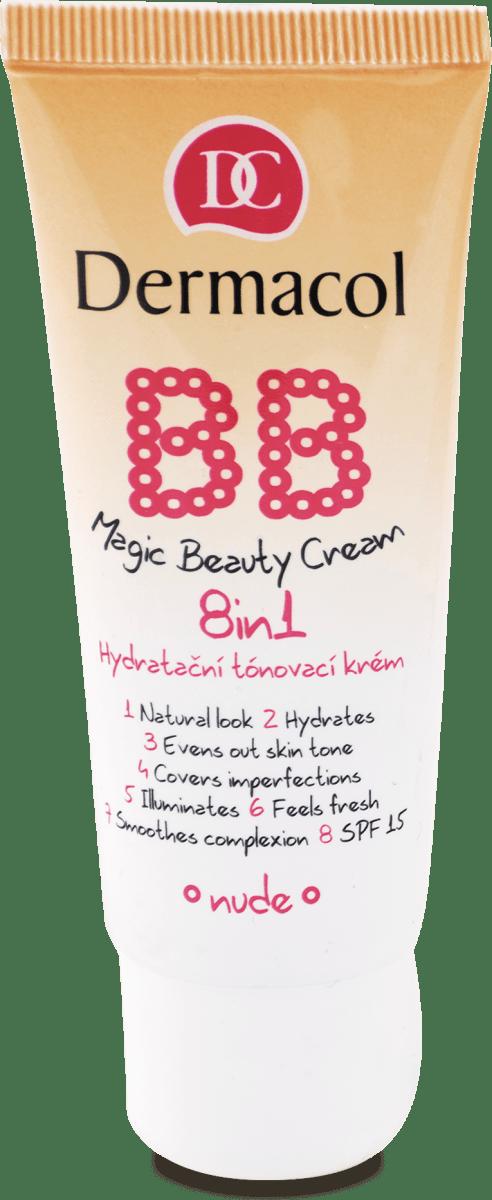 Dermacol BB Magic Beauty Cream 8in1 Hydratační tónovací