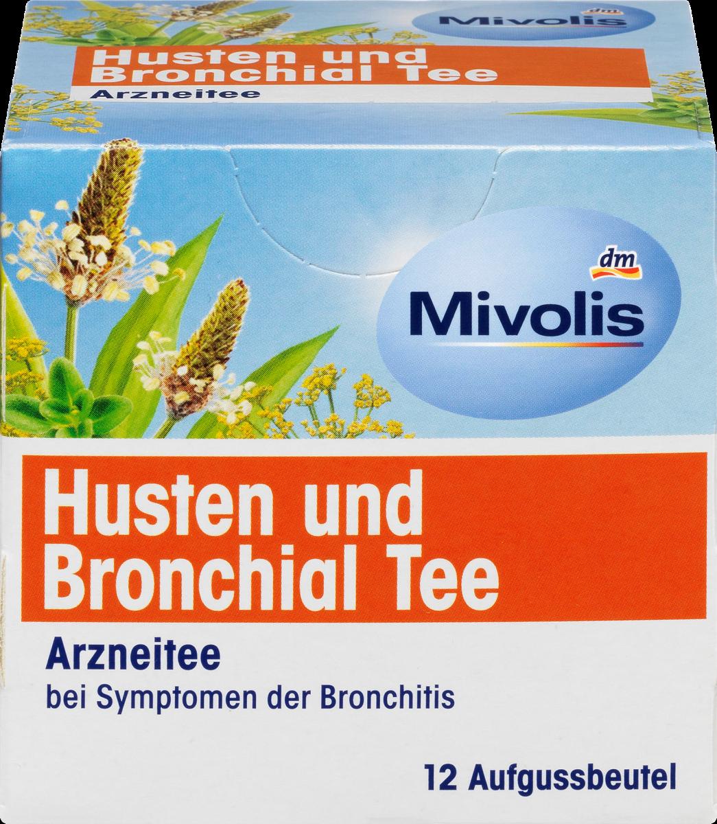 Arznei-Tee, Husten und Bronchial Tee (12 x 2 g), 24 g