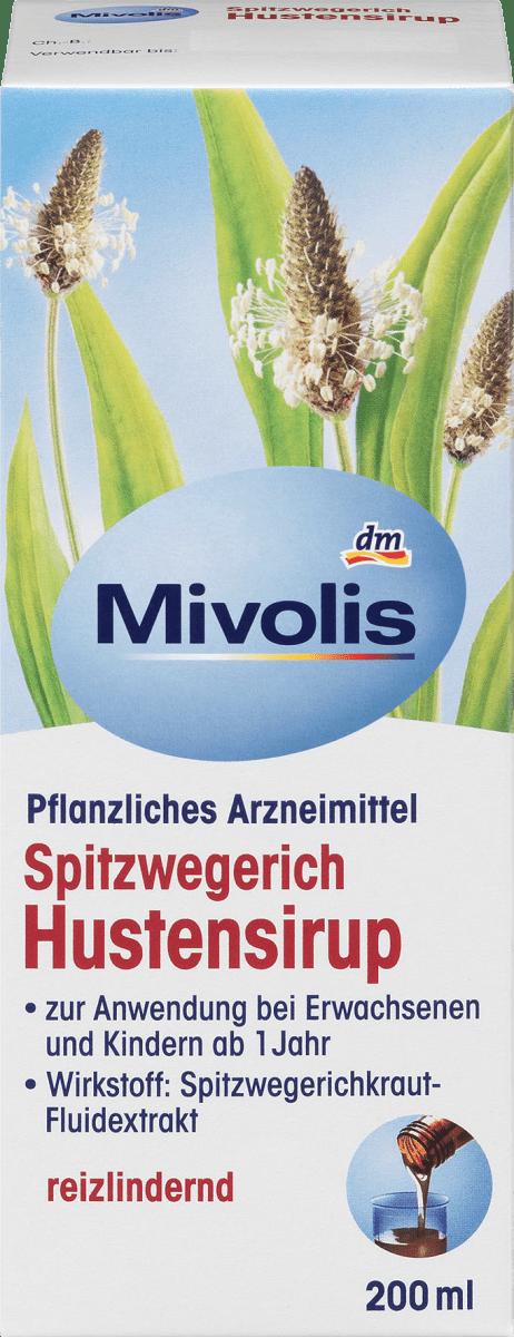 Spitzwegerich Hustensirup, 200 ml