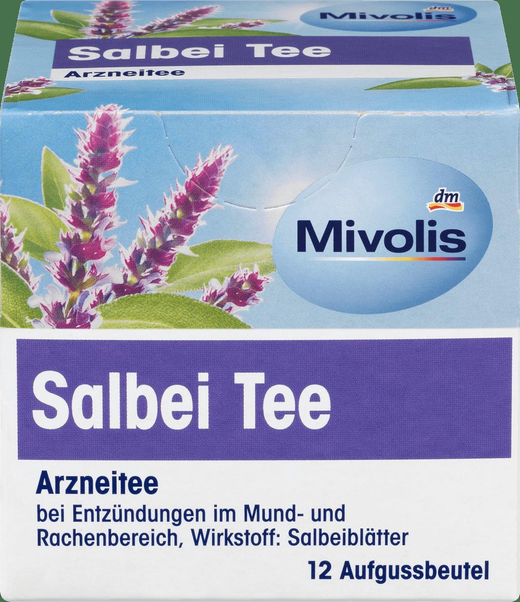 Mivolis Arznei-Tee, Salbei Tee (12 x 1,5 g), 18 g