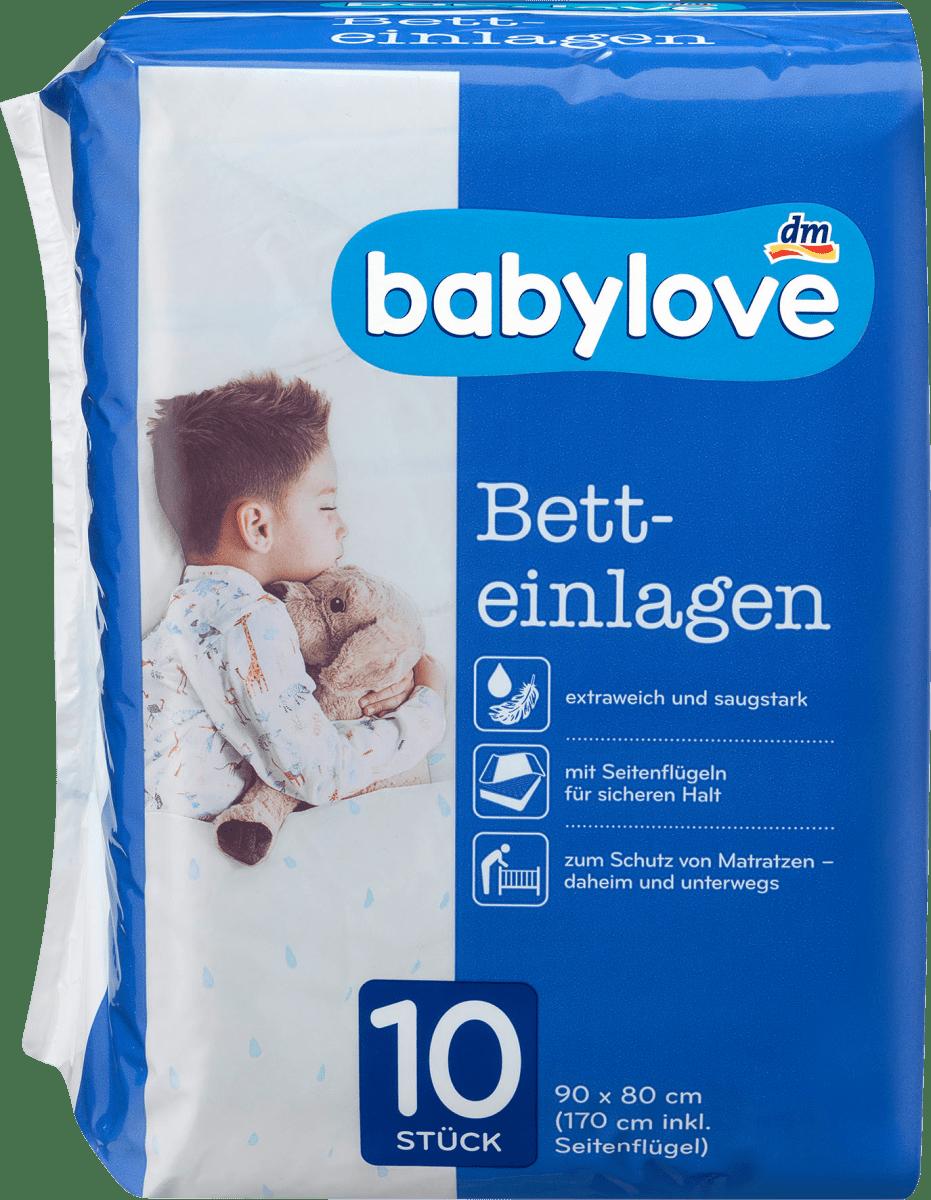 Babylove Betteinlagen 10 St Dauerhaft Günstig Online Kaufen Dm De