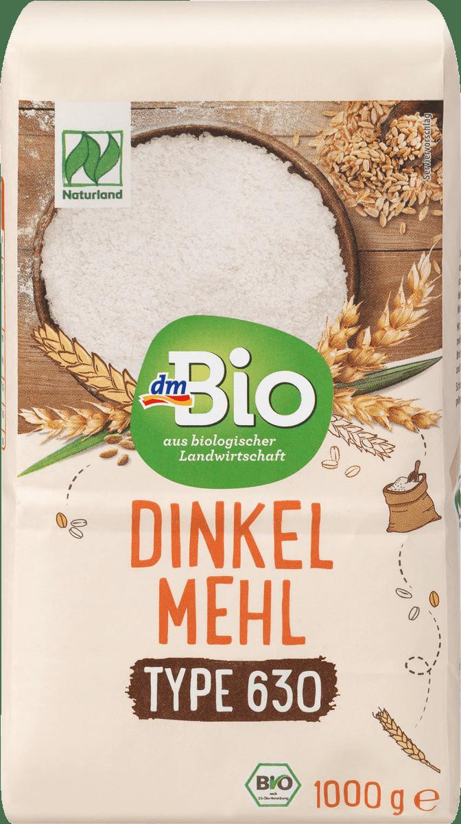Dmbio Mehl Dinkelmehl Type 630 Naturland 1000 G Dauerhaft Günstig Online Kaufen Dm De