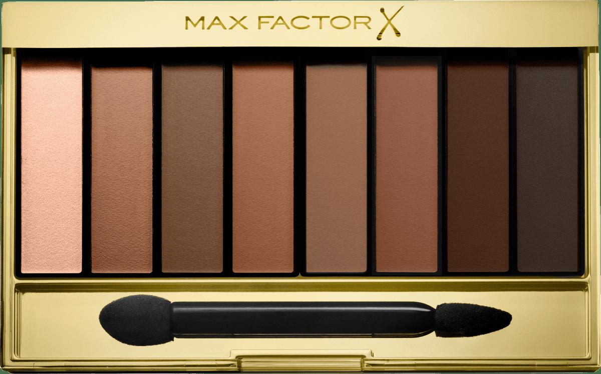 Max Factor Masterpiece Nude Palette Сенки за очи за жени 6
