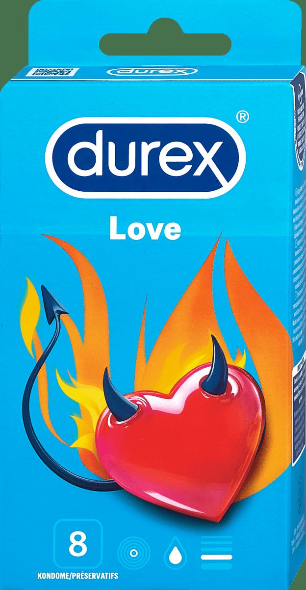 Durex Love Kondome, 8 St | dm.at