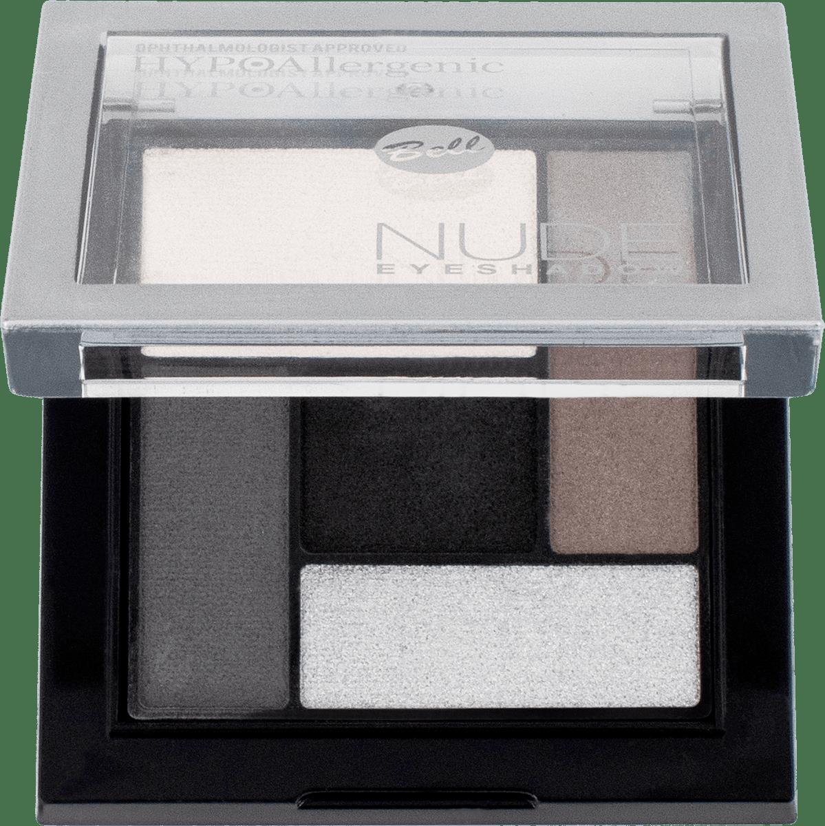 Bell HYPOAllergenic Nude paleta sjenila za oči - 03, 5 g