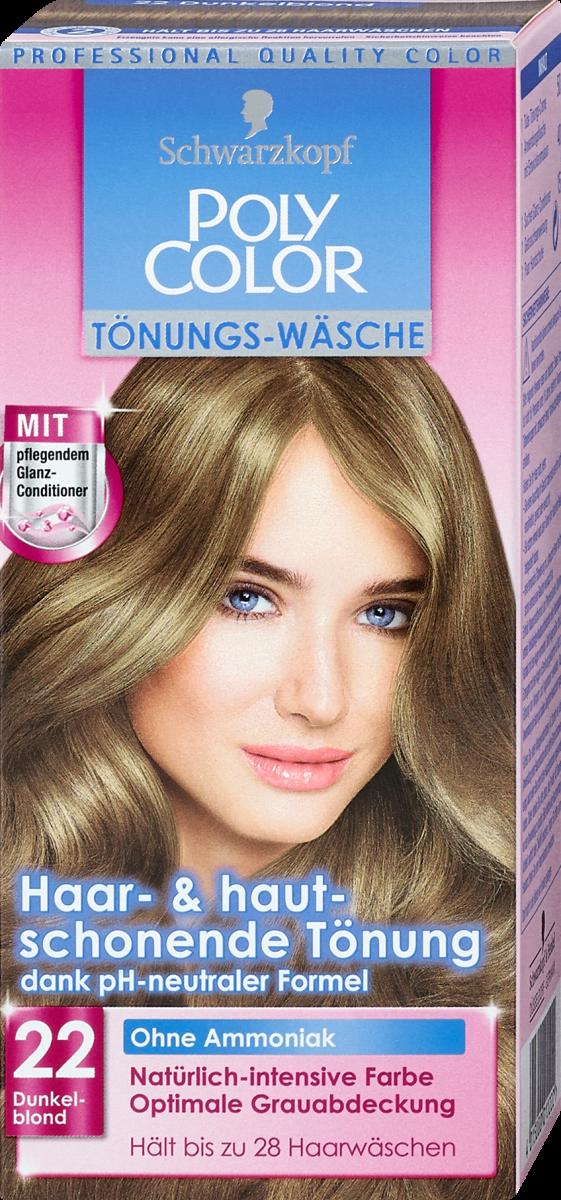Dunkelblond hellblonde tönen haare Haare von