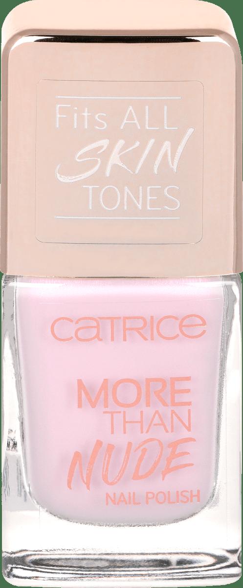 Catrice lak na nehty More Than Nude, 11 Shine Lavenderous