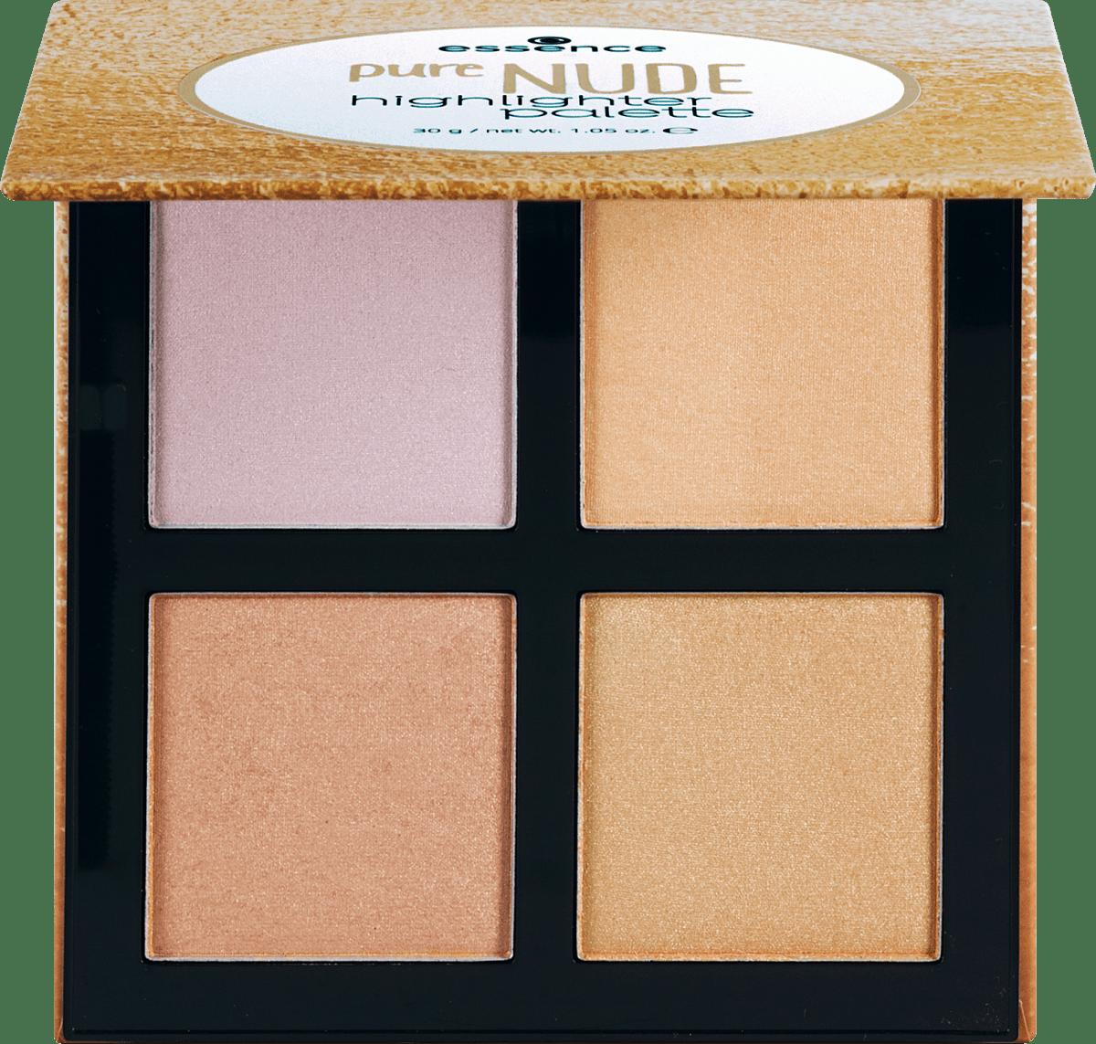 Essence cosmetics Pure Nude Highlighter Palette - Nr. 10