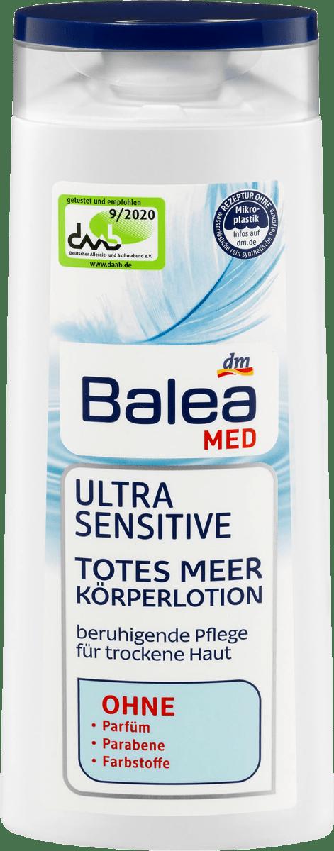 Balea MED BodylotionUltra Sensitive Totes Meer, 300 ml
