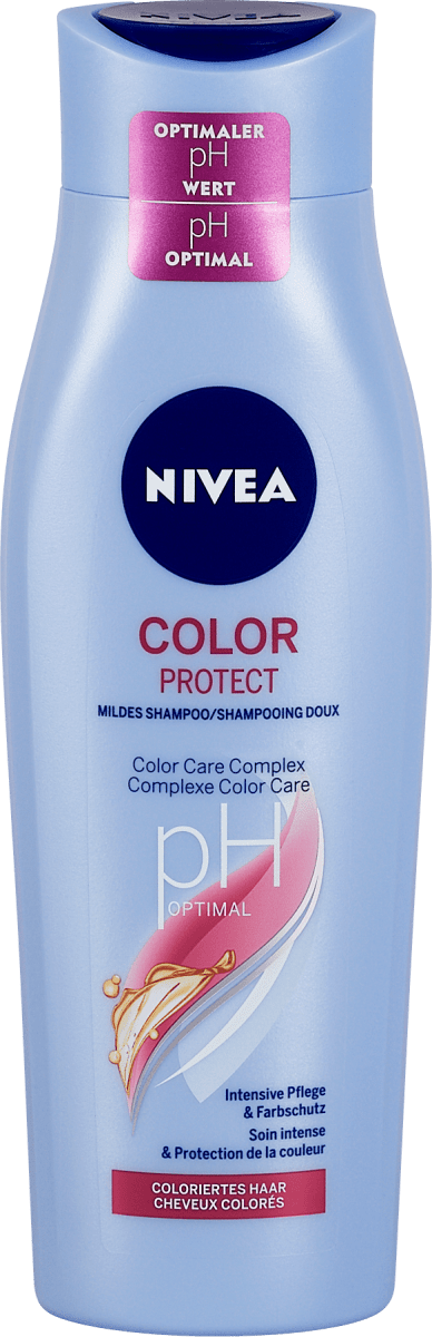 NIVEA Color Protect Mildes Shampoo, 250 ml   dm.at