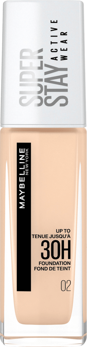Maybelline New York Super Stay Active Wear Foundation Nr
