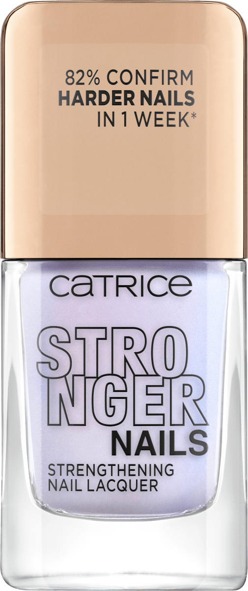 Catrice Stronger Nails Strengthening Nail Lacquer