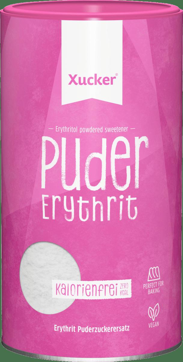 Xucker Puderzucker, aus Erythrit, 600 g dauerhaft günstig
