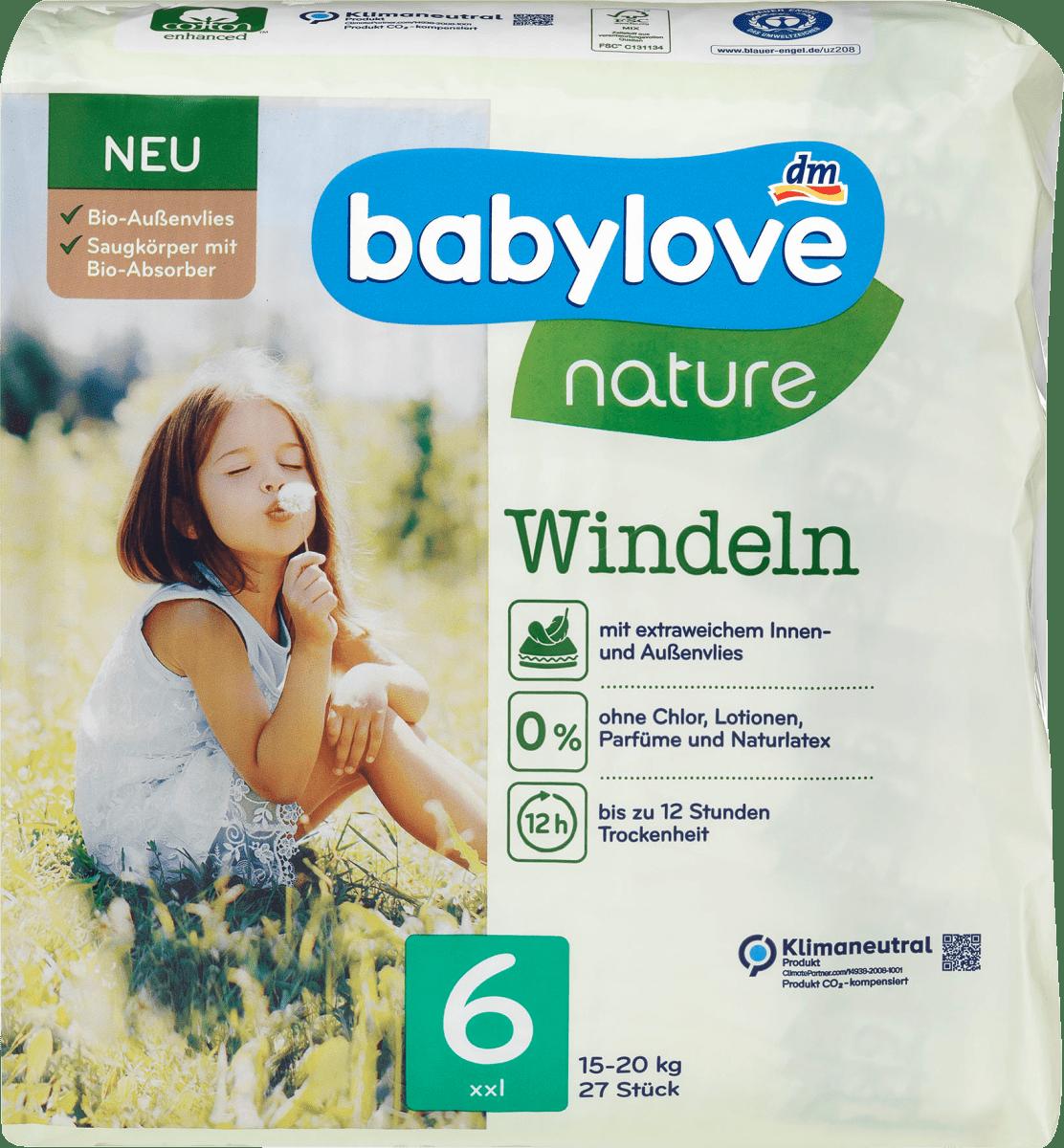babylove nature pleny xxl 27 ks  dmcz