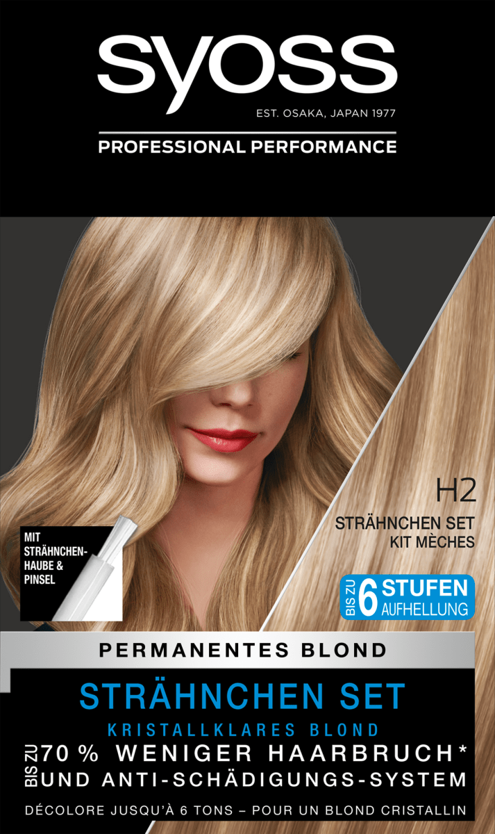 Haare blonde strähnen lange Lange Blonde