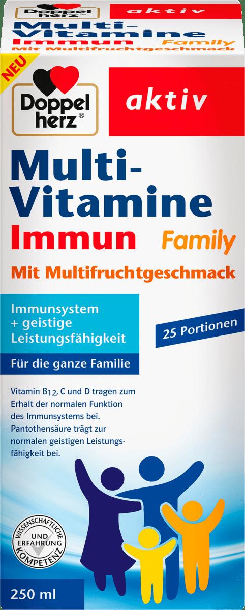 Multivitamine Immun Family, 250 ml