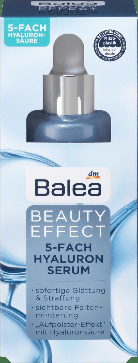 Serum Beauty Effect mit 5-Fach Hyaluron, 30 ml
