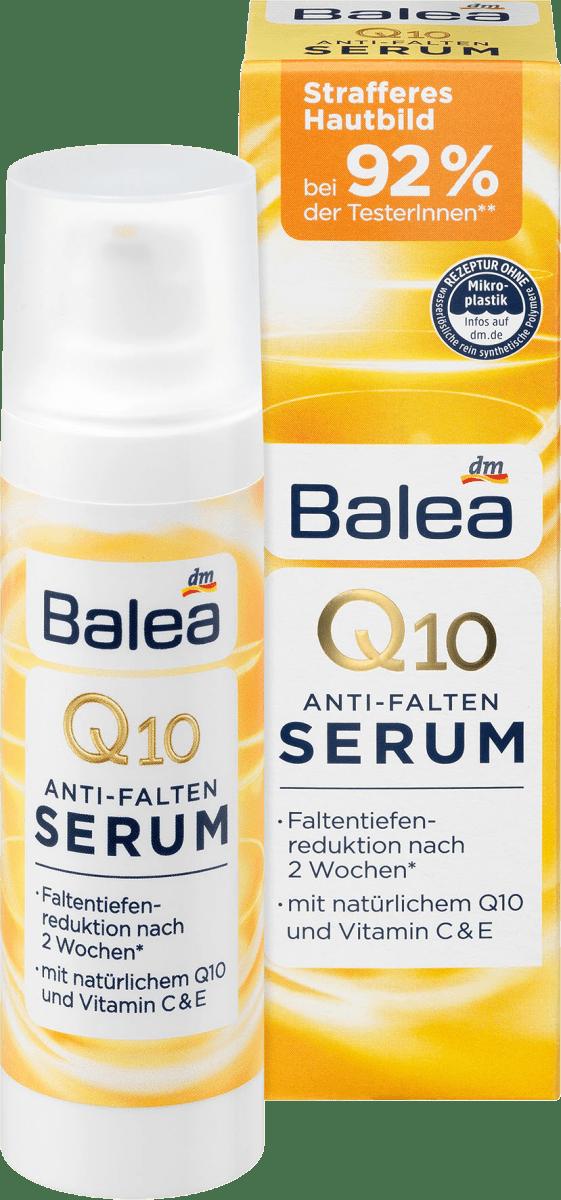 Q10 Anti-Falten Serum, 30 ml