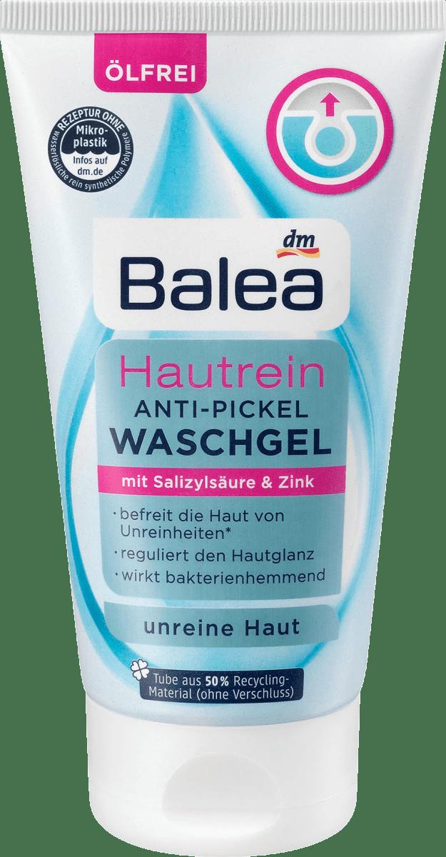Waschgel Hautrein Anti-Pickel, 150 ml