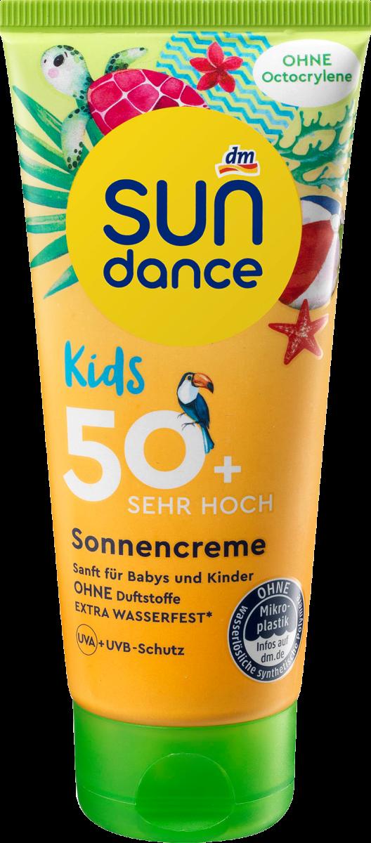 Sonnencreme Kids Green LSF 50+, 100 ml
