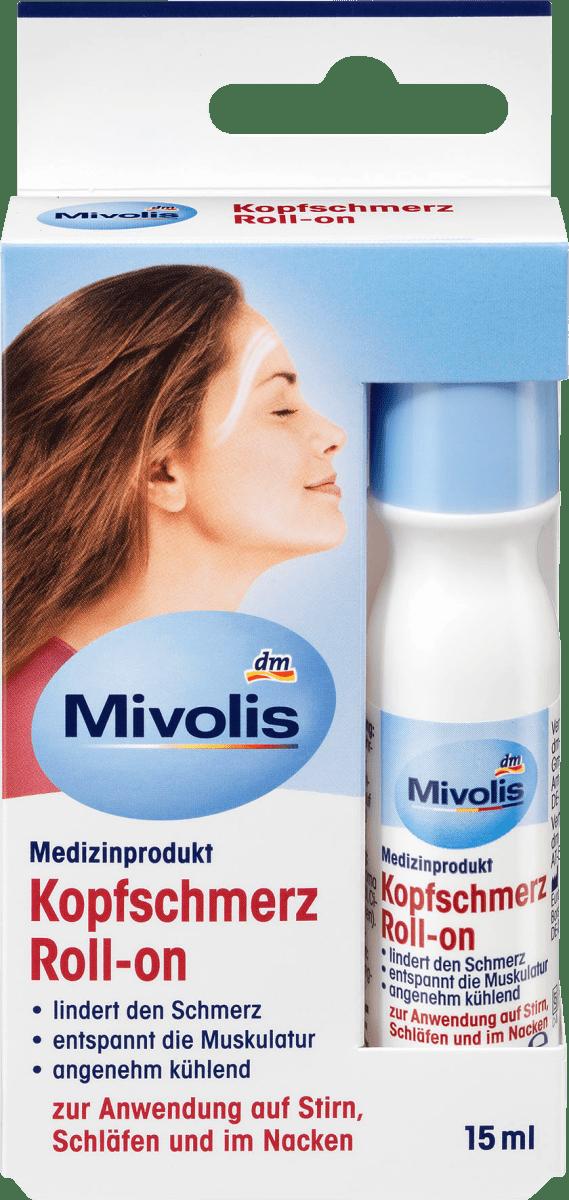 Kopfschmerz Roll-on, 15 ml