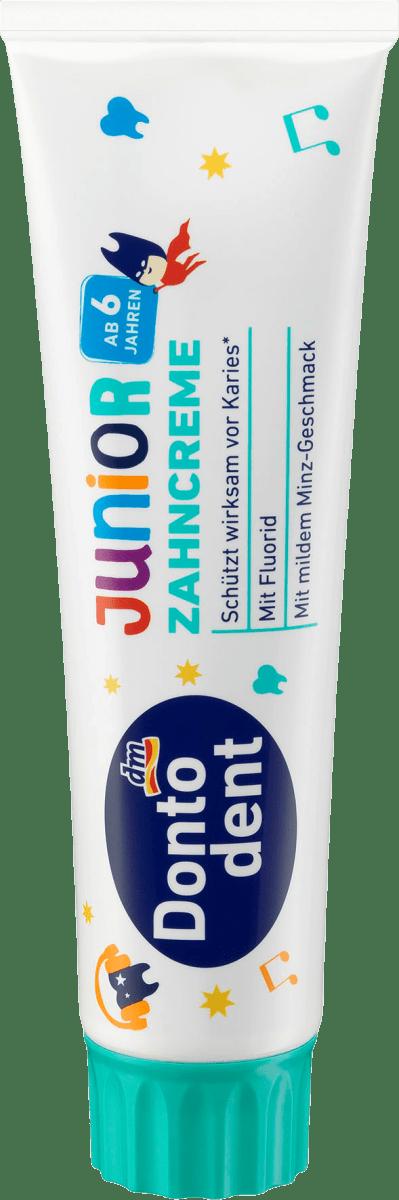 Zahnpasta Kinder Junior, ab 6 Jahre, 100 ml