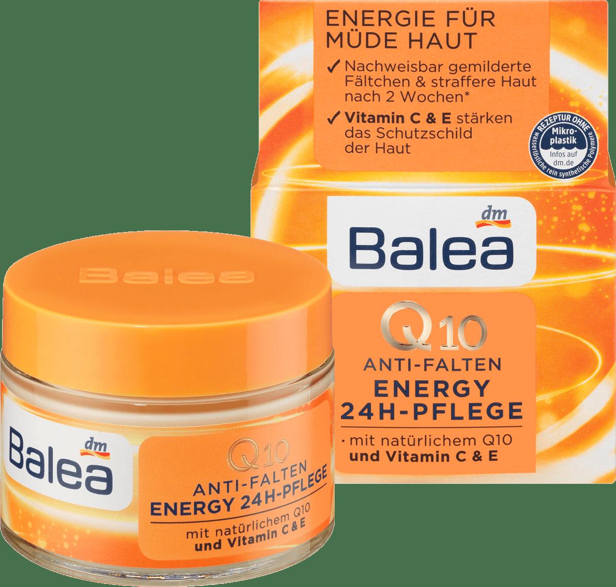 Q10 Anti Falten Energy 24h-Pflege, 50 ml