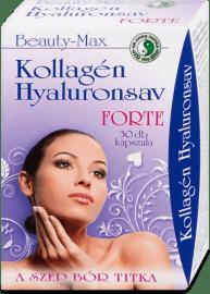 Interherb Kollagén És Hyaluronsav Forte Tabletta - 30 db