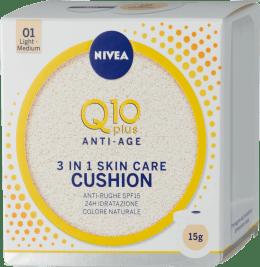NIVEA Alapozó Q10 Plus Anti-Age Cushion normál tónusú..