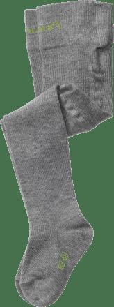 Strumpfhose in grau mit Schleifen Gr * POM POM 104 = 4Y  Neu NWT UVP 16,95
