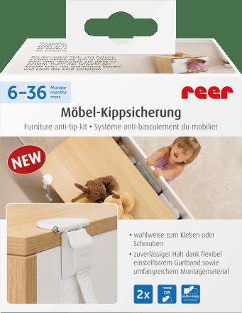 Möbel-Kippsicherung
