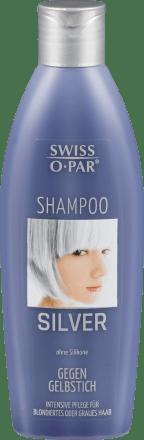 Swiss O Par Shampoo Silver 250 Ml Dauerhaft Gunstig Online Kaufen Dm De