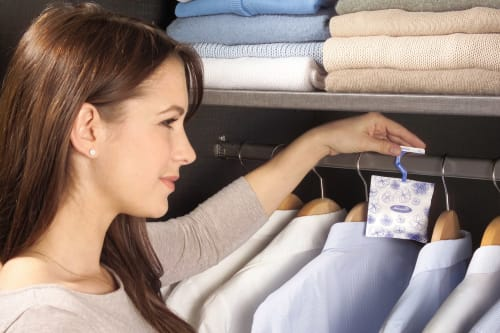 Aeroxon Textilschutz-Säckchen 3 Stück Packung