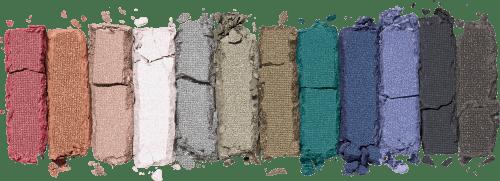 Manhattan Eyemazing Nudes Eyeshadow Palette X 6
