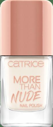 Nagellack More Than Nude Nail Polish von Catrice
