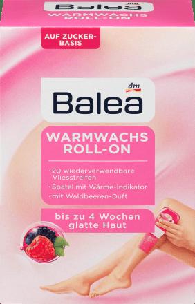 Balea Warmwachs Roll On 120 Ml Dauerhaft Günstig Online Kaufen Dm De