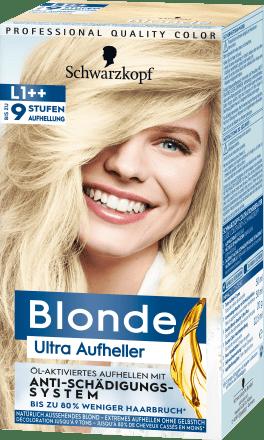 Blondierung abmattieren nach Gelbstich einfach