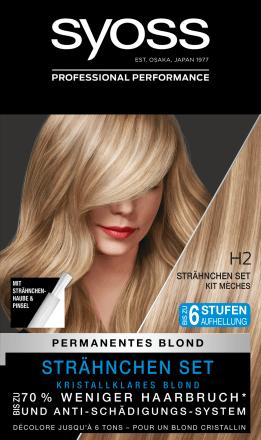 Strähnen braun blonde chlorefinpy: Strähnchen