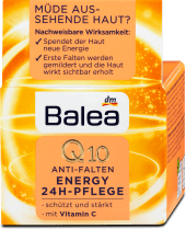 Balea Q10 Anti-Falten Nachtcreme, 50 ml - dm.at